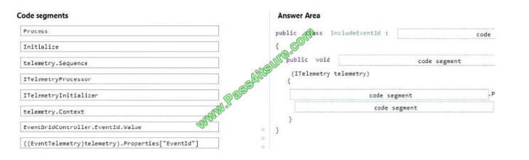 Pass4itsure AZ-203 exam questions-q8